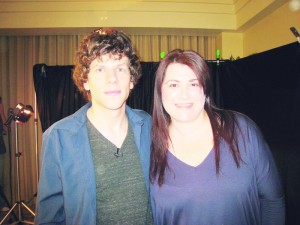Jana & Jesse Eisenberg - now you can see