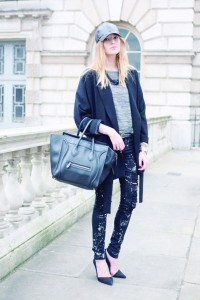 Street Style At LFW 2012