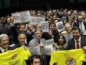 Camara-dos-Deputados-durante-discurssao-e-votacao-da-PEC-37