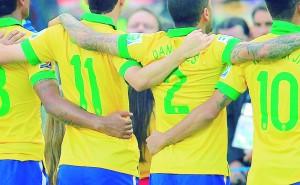 brasil vence