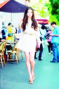 girly-white-dress-streetstyle