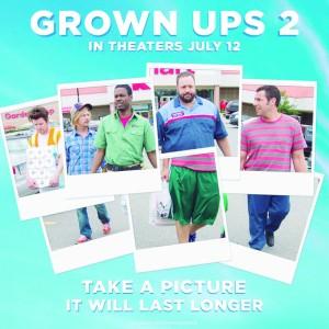 GROWN UPS 2 movie still