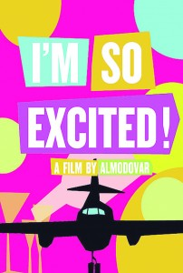 I'm so excited poster
