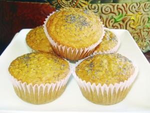 muffins de banana com papoula (5)