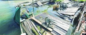 Deck Collapse