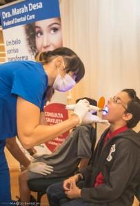 Atendimento odontologico para criancas