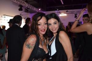 Carla Mccarthy e Adriana de Moura