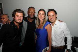 DSC_5667 John Temerian, Dj Irie com  Rafaela e Felipe Massa