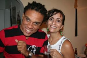 Diogo Brown e Marisa