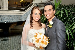 Jessica e Victor