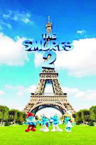 The SMurfs 2 poster