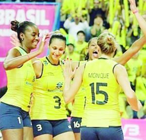 brasil vence EUA