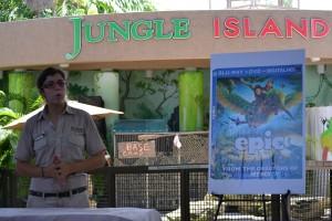 jungle island extra 1