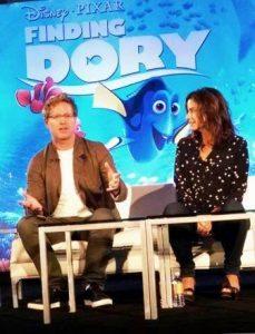 Finding Dory - diretor e produtora