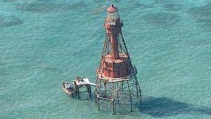 cubanos farol - imagem : NBC Miami