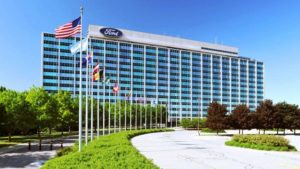 Ford Motor Company World Headquarters Building, Dearborn, Michigan, USA May, 2012