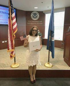 Cidadania americana imigração green card