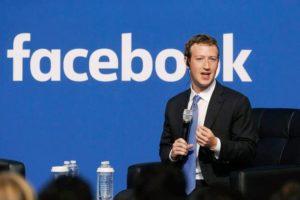 Mark Zuckerberg CEO Facebook contas falsas