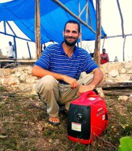 missionário americano Haiti