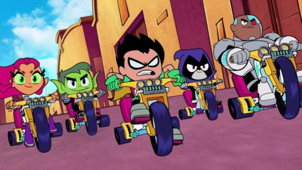 TEEN TITANS GO! TO THE MOVIES - Photo Credit: Courtesy of Warner Bros. Pictures