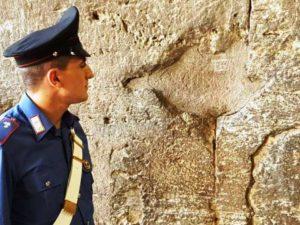 Adolescente acusado de Vandalismo em Roma