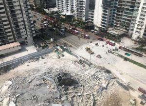 Prédio desabou Miami Beach