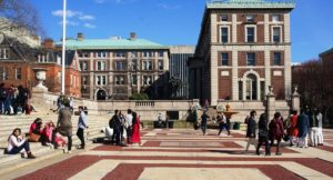 aumento taxa visto estudante universidade columbia