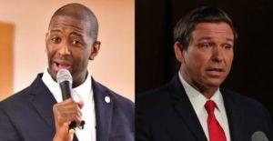 Andrew Guillum é o primeiro candidato negro ao posto de governador da Flórida