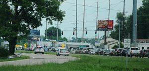 Polícia hospital Base Aérea Wright-Patterson Ohio tiroteio