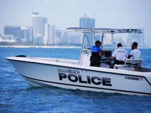 Resgate Miami Beach correnteza
