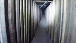 túnel Arizona Mexico