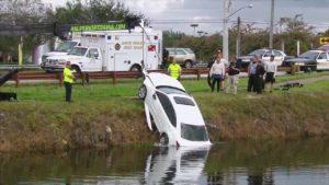 Carro canal Flórida