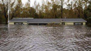 Florence inundações