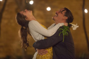 Laia Costa e Sergio Peris-Mencheta em de Life Itself (Credito: Amazon Studios)