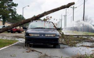 Florence vítimas fatais Carolina do Norte