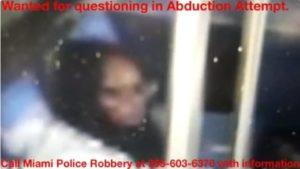 Menina de 5 anos quase é sequestrada dentro de ônibus em Miami