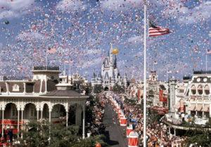 Disney celebra aniversário duplo: Magic Kingdom e Epcot Center
